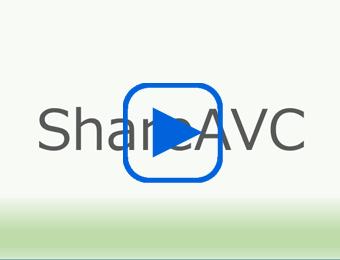 ShareAVC特徴